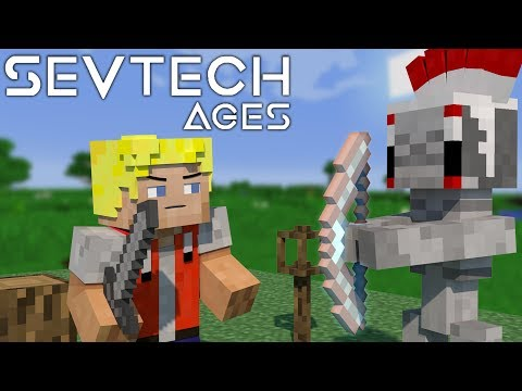OP Baykok Boss! Totemic Eagle Dance - #11 SevTech Ages (Stage One) - German