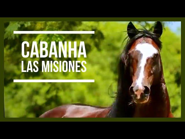 CABANHA LAS MISIONES