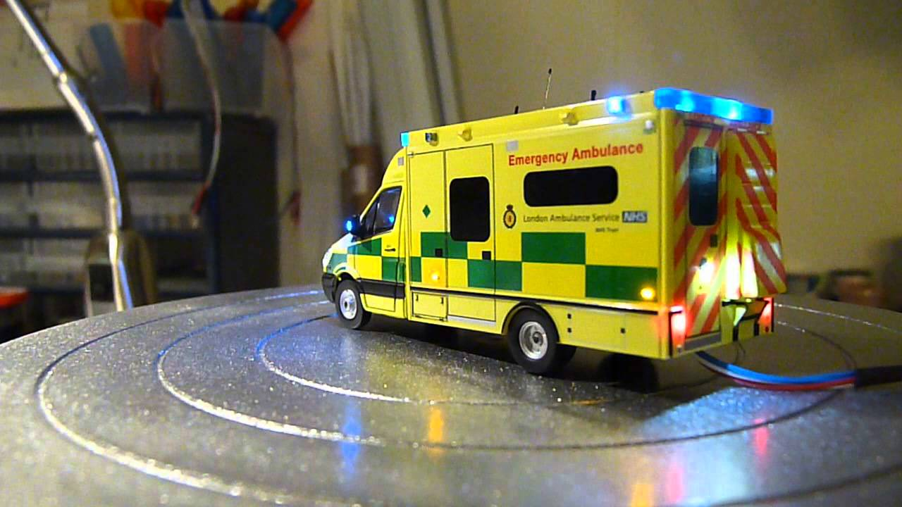 Police Car London Toy
