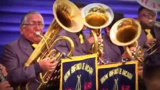 Show Sinfónica de Ancash 2016 Huaynos