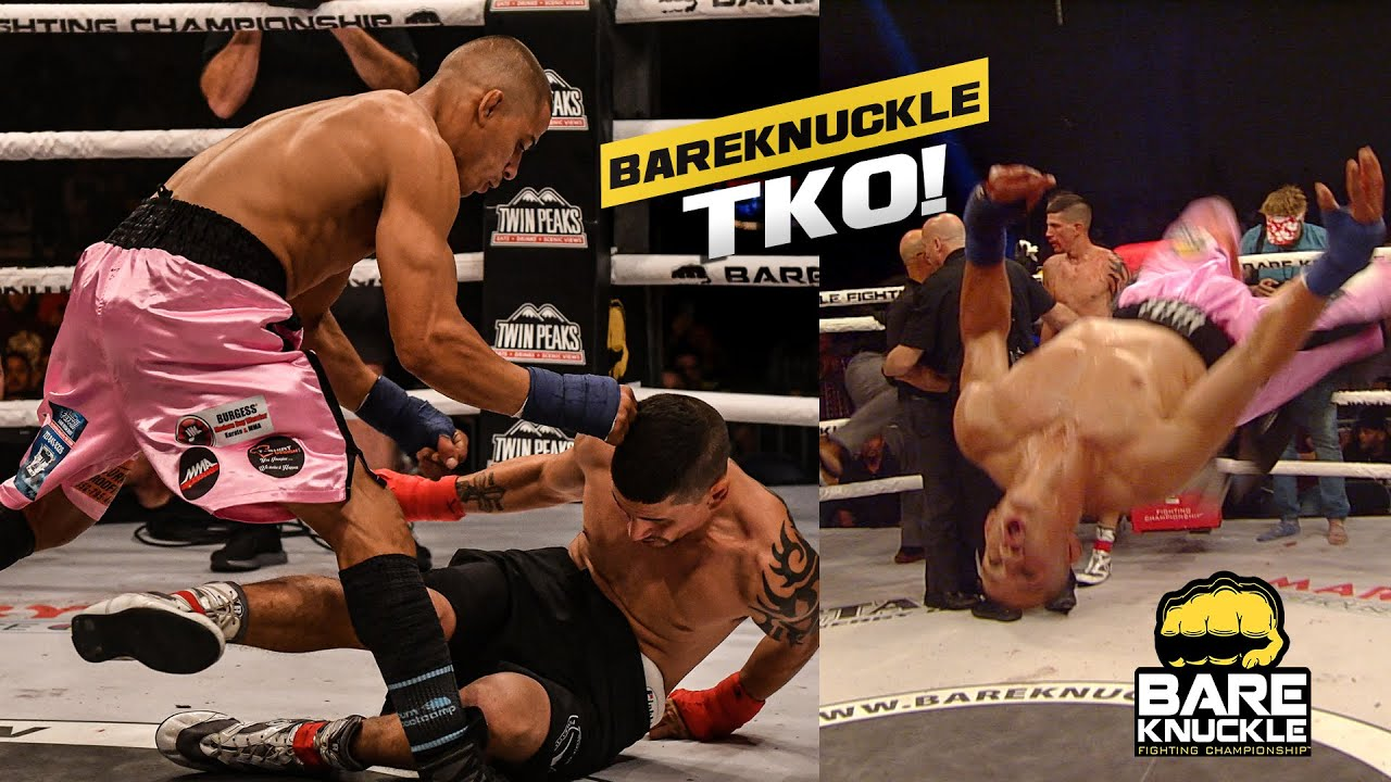 Full Fight (TKO): Абдиэль Веласкес - Рик Карузо - BKFC