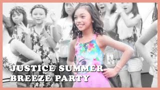 Naura Live Performance Justice Summer Breeze Party MP3