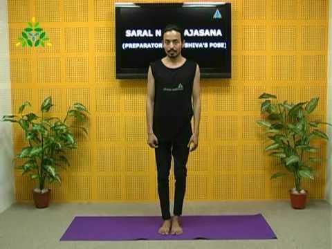 yoga  preparatory lord shiva pose  youtube
