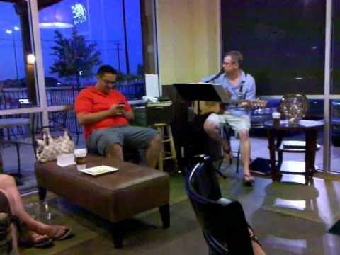 Live Music @ Coffee N Cream in Frisco, Texas