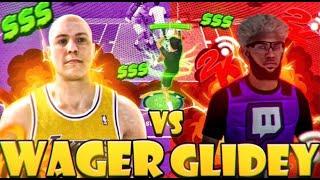 The Best Post Scorer In The World vs Glidey (NBA2K21 CURRENT GEN)
