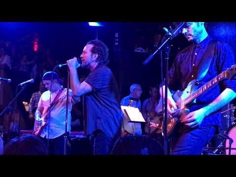 Eddie Vedder - Bobby Jean - Hot Stove Cool Music, Boston (April 29, 2017)