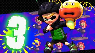 SPLATOON - Part 3 Sponge Garden of DOOM!