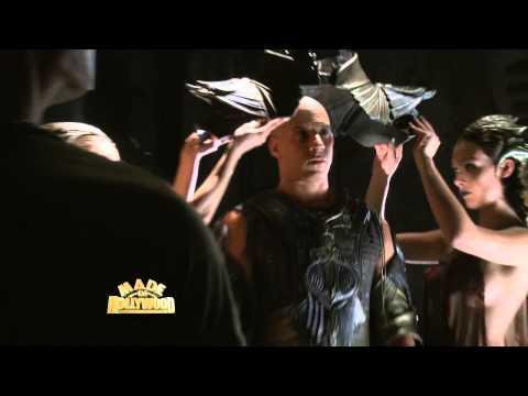Riddick:  with Vin Diesel, David Twohy & Katee Sackhoff  Made in Hollywood