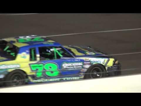 IMCA Hobby Stock feature Farley Speedway 7/15/16