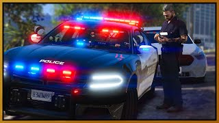 GTA 5 Roleplay - Fake Cop ACCUSING Real Cops Being FAKE | RedlineRP