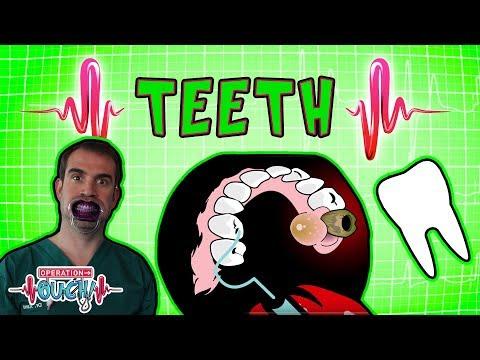 Operation Ouch - Teeth & Braces | Human Head