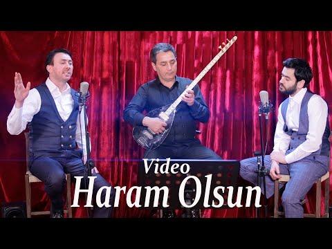 Uzeyir Mehdizade & Aqsin Fateh - Haram Olsun (Official Video )
