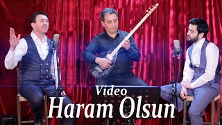 Uzeyir Mehdizade And Aqsin Fateh   Haram Olsun Official Video