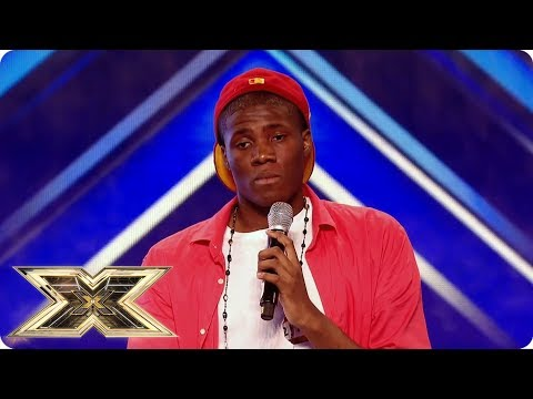"""You go from Camden boy to Cookie Monster in 0.5 seconds"" 