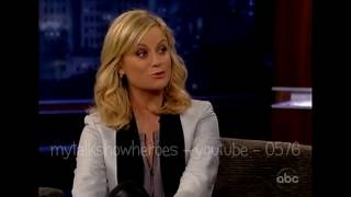 AMY POEHLER - HILARIOUS INTERVIEW