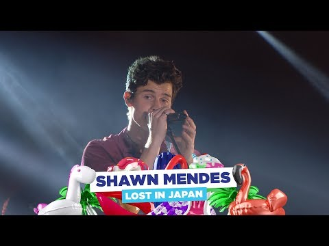 Shawn Mendes - 'Lost In Japan' (live At Capital's Summertime Ball 2018)