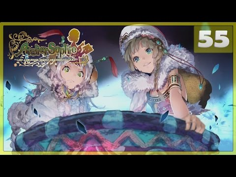 Atelier Sophie ~The Alchemist of the Mysterious Book~ 「Story」 Improve Your Alchemy Skills