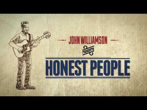John Williamson - Honest People (Official Music Video)
