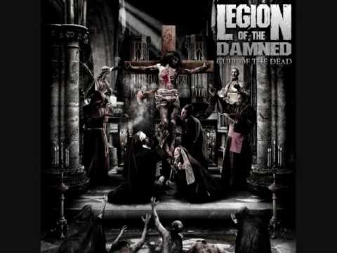 Клип Legion of the Damned - Necrosophic Blessing