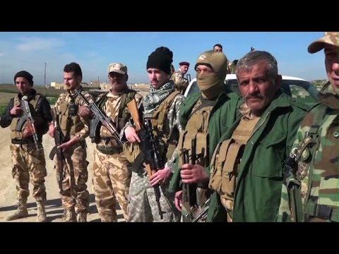 Western volunteers rally to Iraq Christian militia