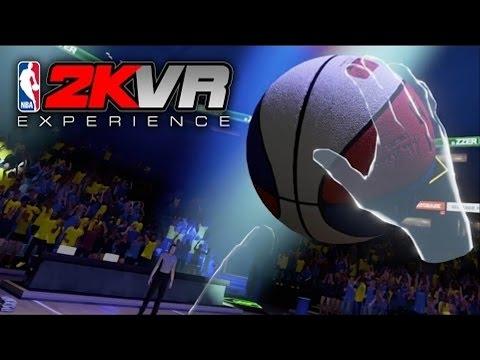 Próximo Lanzamiento de Nuevo Juego NBA en realidad virtual para android - 2016