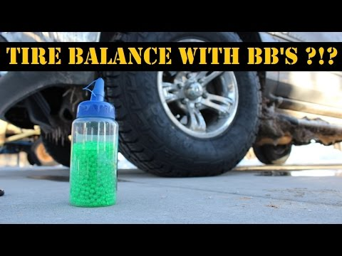 How To Balance Your Tires With Bb S Is It Legit Youtube