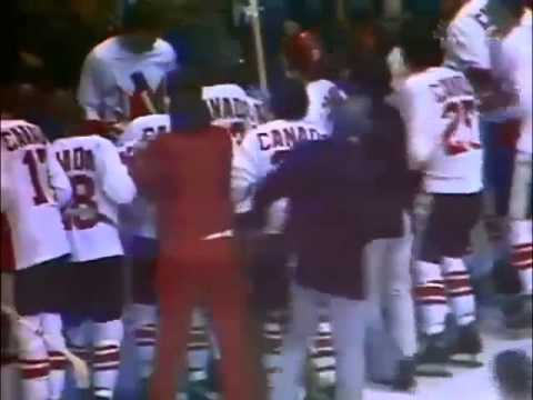 1972 Summit Series - Game 8, Alan Eagleson - YouTube