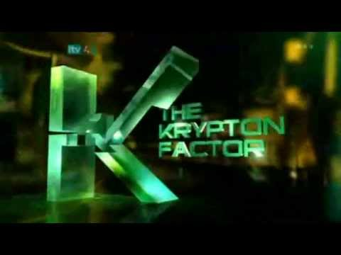The Krypton Factor - Main Theme