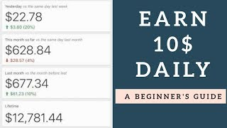 Earn 10$ per day | how  to earn from group earning | admob earnings