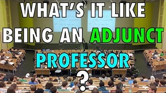 What's It Like Being An Adjunct Professor? The sad, secret lives of community college teachers.