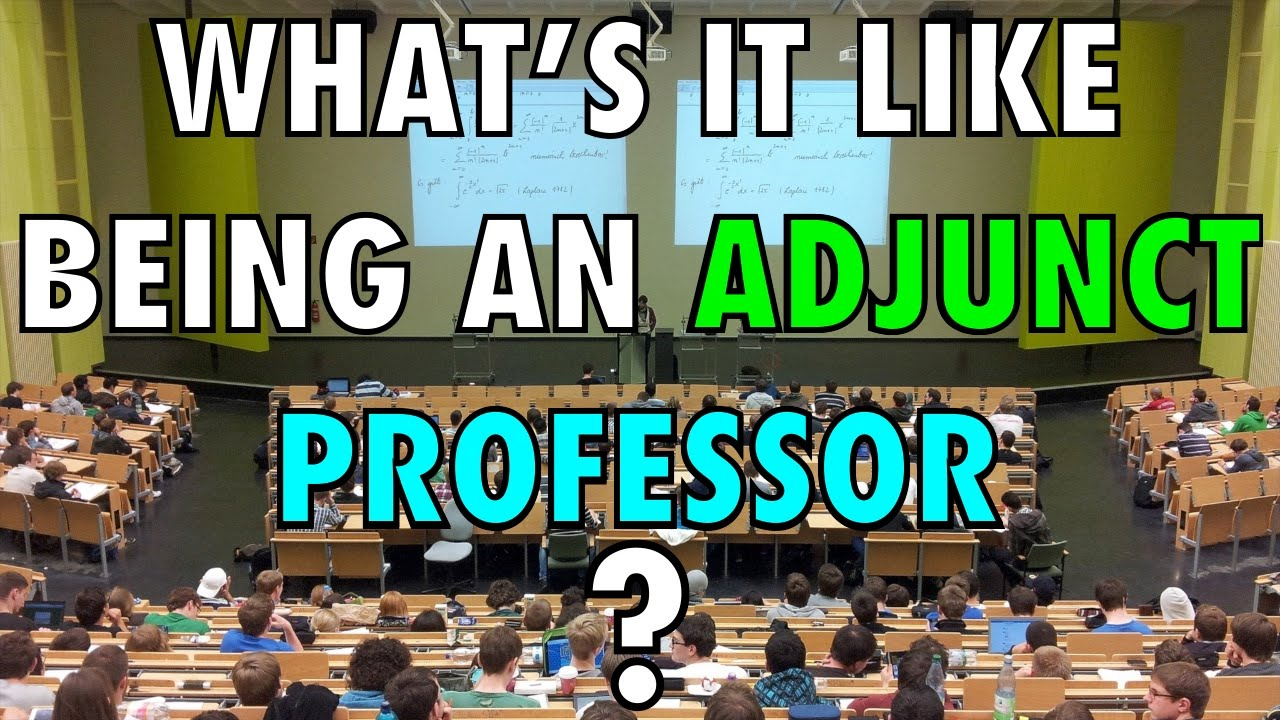 What is the life of a college professor like?