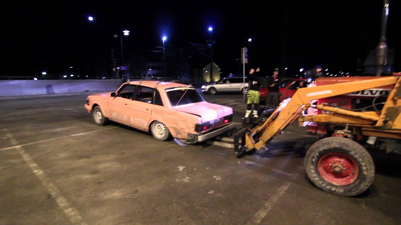 Hur man sänker en Volvo på 30 sek, västerås-style! - YouTube