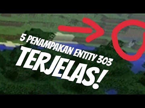 5 PENAMPAKAN ENTITY 303 TERSERAM