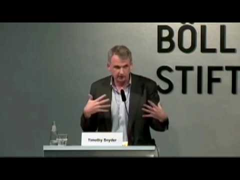 Russia winning propaganda war in Ukraine, Timothy Snyder