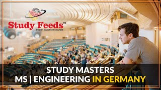Study Masters / MS / Engineering in Germany