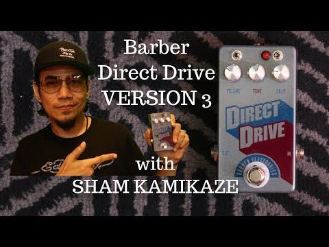 SHAM KAMIKAZE MENCUBA PEDAL BARBER DIRECT DIRECT VERSI 3! Versi Terkini 2019