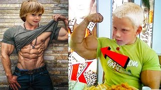 Worlds Strongest Kids 2020 / Bodybuilder Kids in The World.