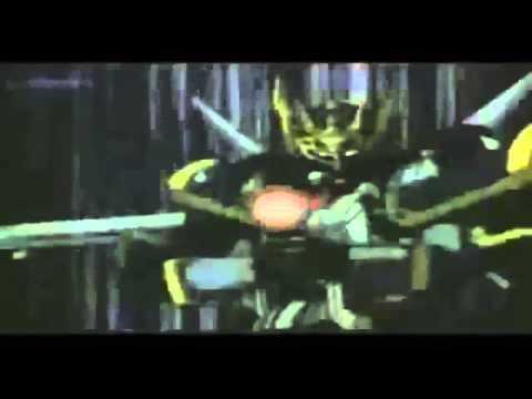 Detonator orgun/ US Manga-Abertura
