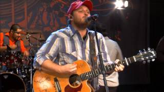 Josh Abbott Performs Ill Sing About Mine on The Texas Music Scene
