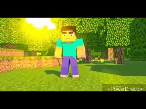 Minecraft animation ( souta o som DJ yug games)