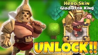"NEW HERO SKIN & CHALLENGES!! ""Clash Of Clans"" NEW UPDATE!!"