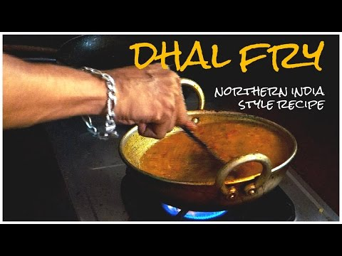 Dhal fry // Authentic North Indian style recipe // Dhal curry // Dhal masala // Dal // Daal