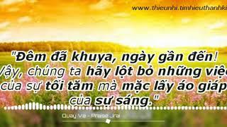 Quay V - Praise Jarai Nhc Thnh Tin Lnh hay nht 2019