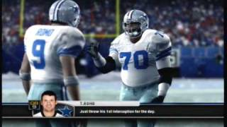 Madden NFL 10 Demo Gameplay (XBOX360)