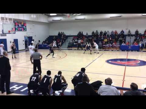 West Hills vs. Fresno City College Men's Basketball FULL GAME 2/3/16