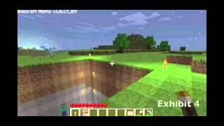 the story of   herobrine   epic pictures proof