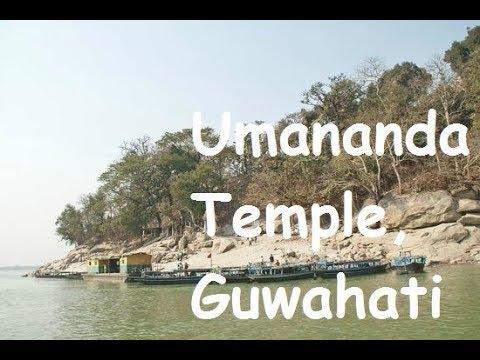 Maha Shivratri at Umananda Temple by Ferry 01