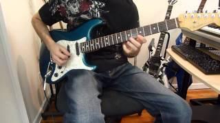 """""""Crazy Train"""" Guitar cover"""