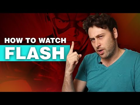 How To Watch The Flash From Anywhere