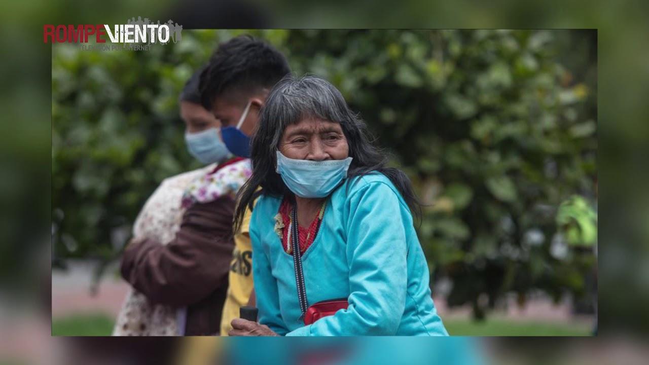 Pueblos indígenas frente a la Covid-19 - YouTube